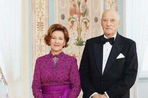 Foto: Jørgen Gomnæs / Det kongelige hoff