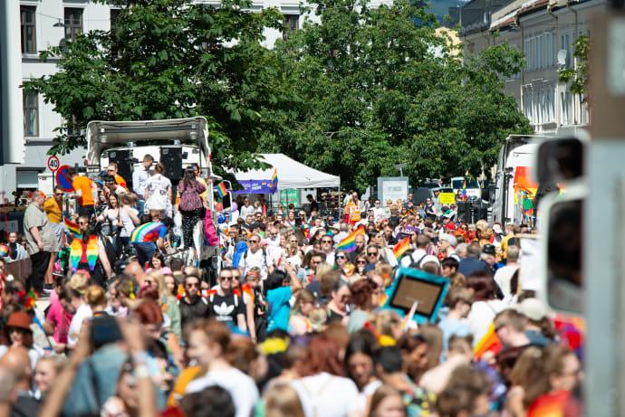 Foto: Oslo Pride