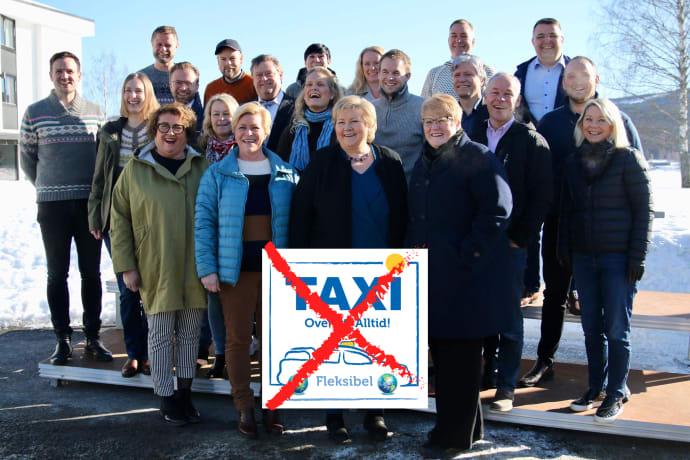 norges taxiforbund