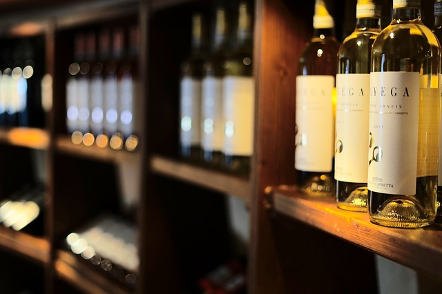 alkohol butikk vinmonopol