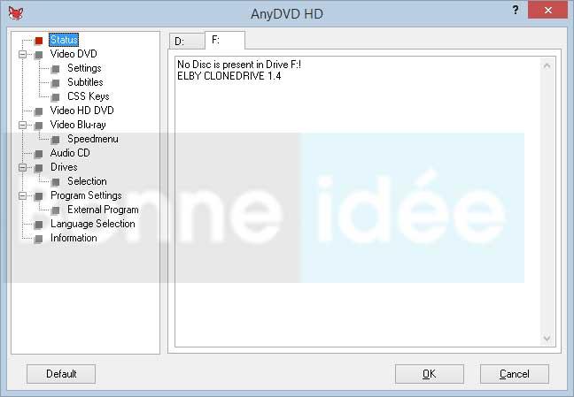 Any DVD HD