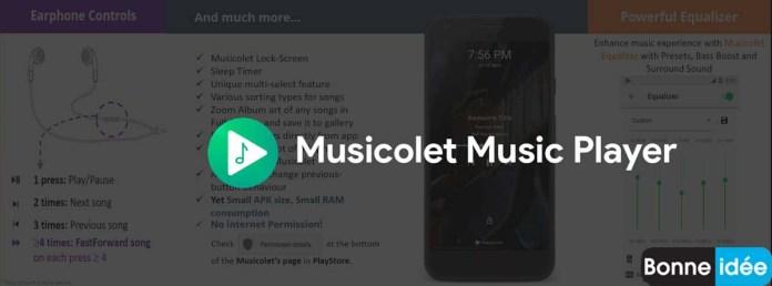 applications de lecteur de musique