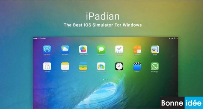Émulateur iOS pour PC