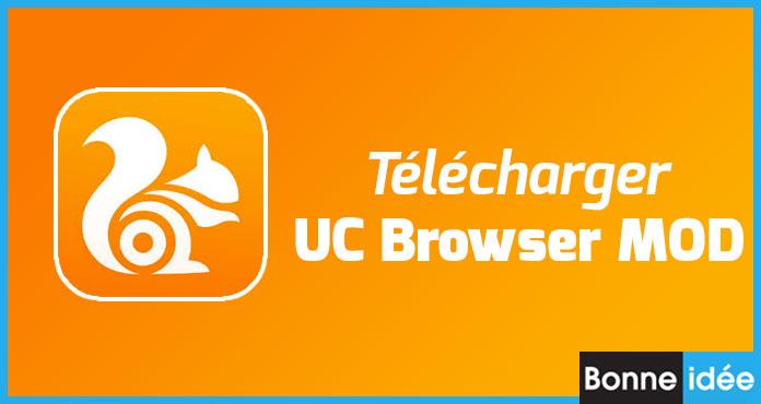 UC Browser MOD APK Sans Publicité Télécharger