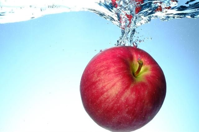 おいしいりんごの選び方
