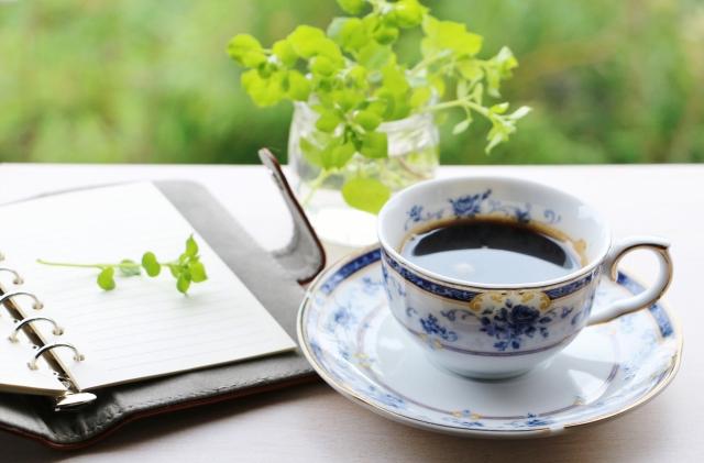 コーヒーとダイエット