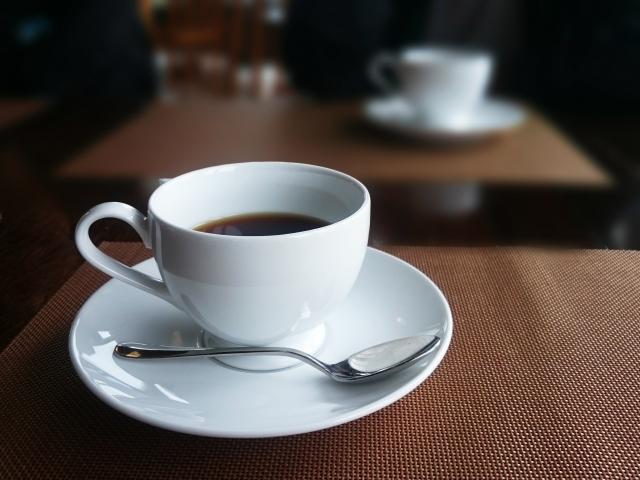 コーヒーのおいしい飲み方