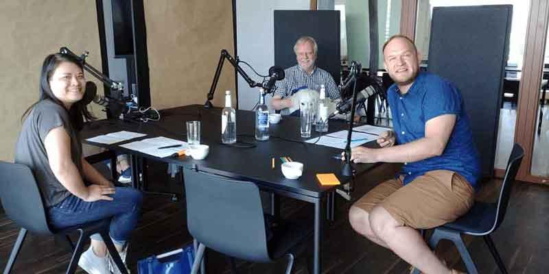 Podcast XING Markus Beyer Bürohund