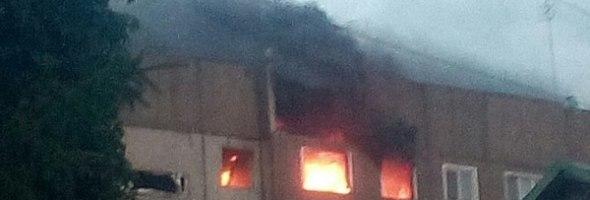 13.06.17 — взрыв газа в МКД в Тамбове
