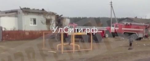 23.10.17 — взрыв бытового газа в частном доме в Ульяновской области