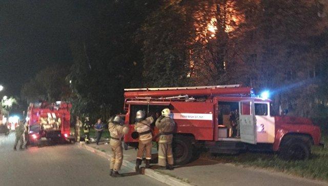 Взрыв бытового газа в Орле. 15 августа 2018