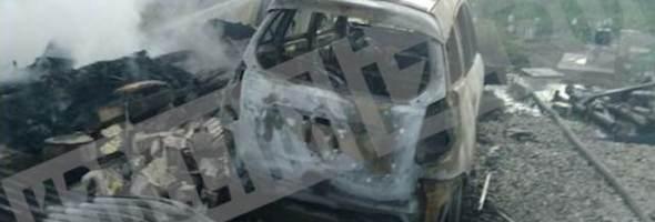 22.06.18 — взрыв газа в частном доме под Ульяновском.