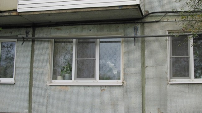 Фасад дома №7 по улице Дачная