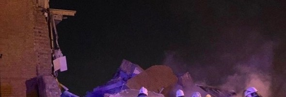25.10.18 — взрыв газа в частном доме в Самаре