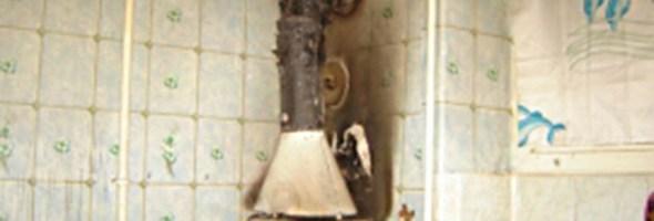 16.02.19 — взрыв газа в частном доме в Ингушетии