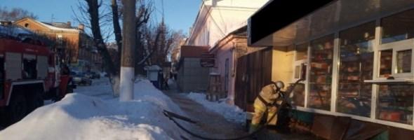 14.02.19 — взрыв газа в торговой палатке в Тульской области
