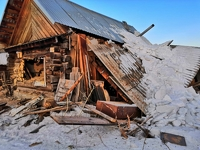 08.03.19 — взрыв газа в частном доме в Алтайском крае (второй за день)