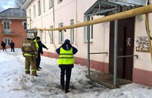 13.03.19 — взрыв газа в частном доме в Мордовии