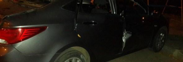 16.09.19 — взрыв газа в легковом автомобиле в Чебоксарах