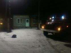 24.11.19 — взрыв газа в частном доме в Курганской области (Целинный)