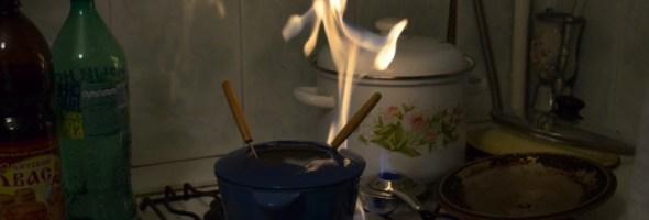 11.11.19 Взрыв газа в частном доме в Чувашии (Козловка)