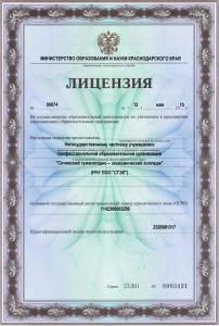 Лицензия колледж_1