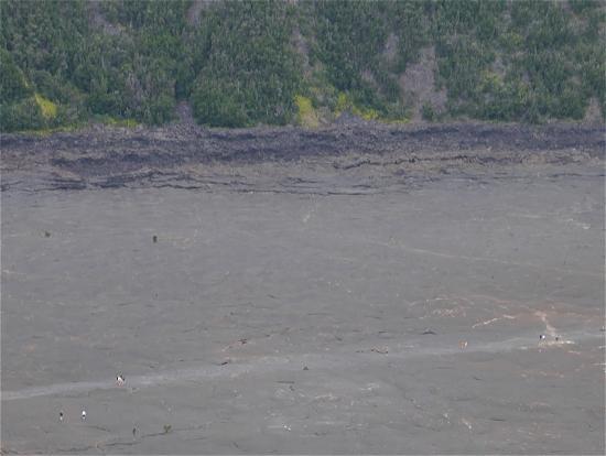キラウエア火山トレッキング