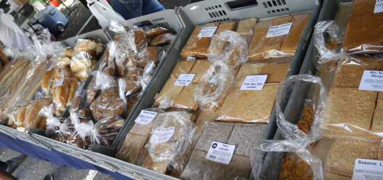KCCファーマーズマーケットのパン屋