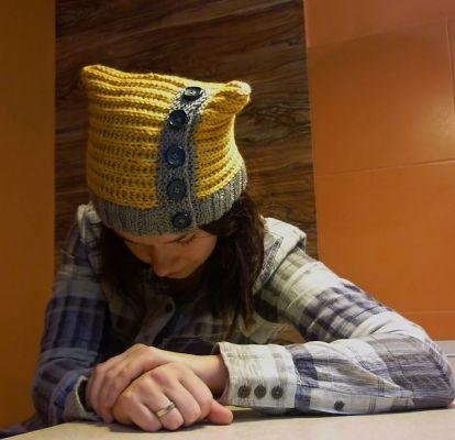 【棒針・かぎ針】初心者必見!今日から編み物始めませんか?簡単で大人可愛いニット帽30選!