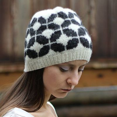 シンプルデザインの参考に!簡単な大人ニット帽29選