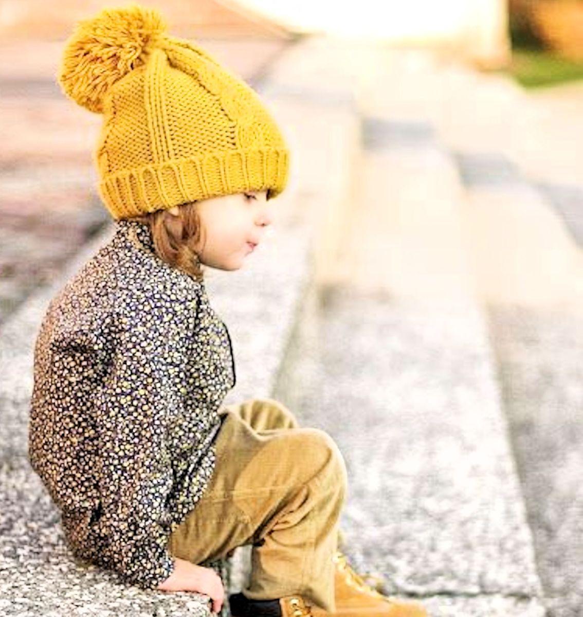 心の底から可愛いが溢れ出る!赤ちゃん~子供用ニット帽29選