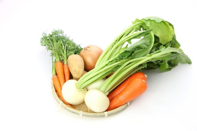 かぶの栄養と効能