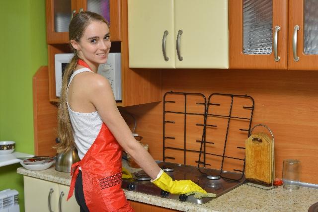 大掃除 キッチン コツ