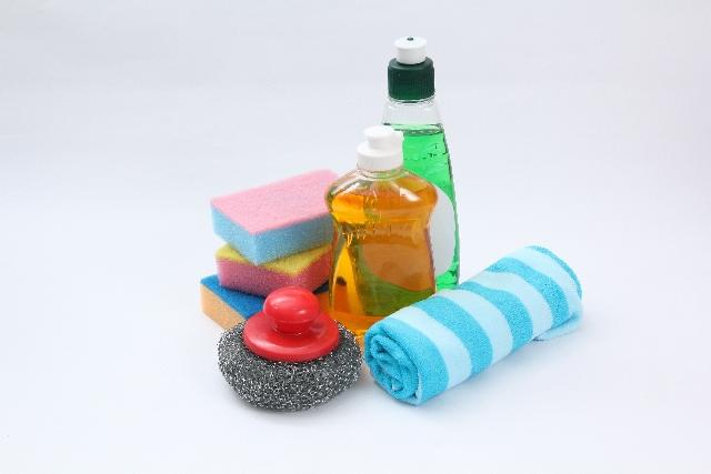 大掃除 お風呂