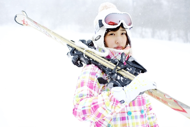 スキー 必需品