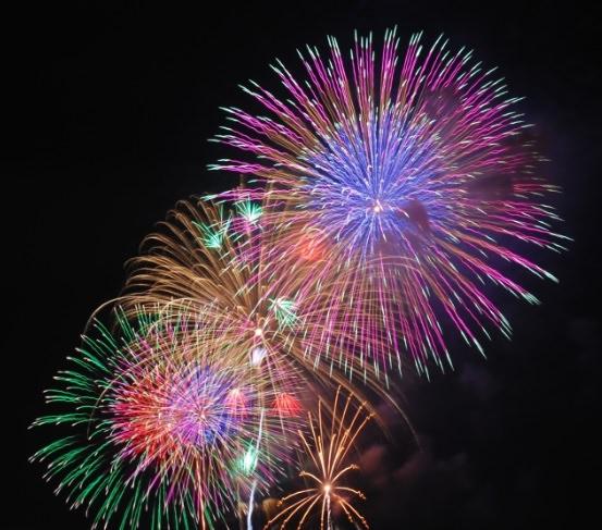 東京湾大華火祭 2015