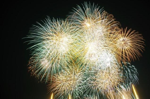 盛岡花火の祭典 2015