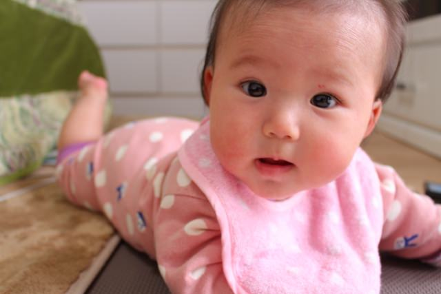 秋 赤ちゃん 服装