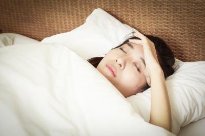 寝起き 頭痛 原因