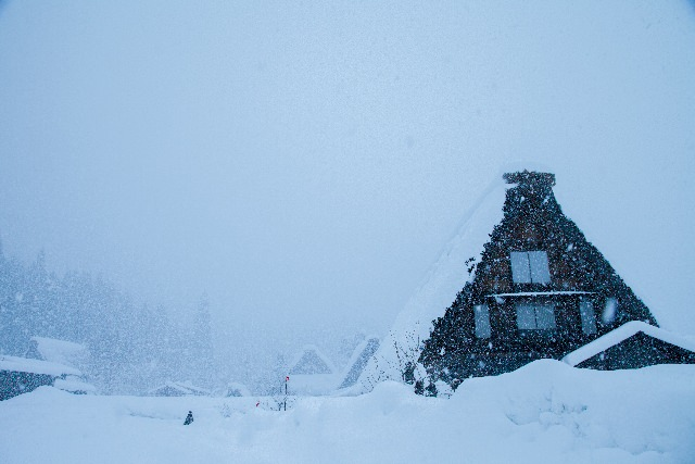 吹雪 意味