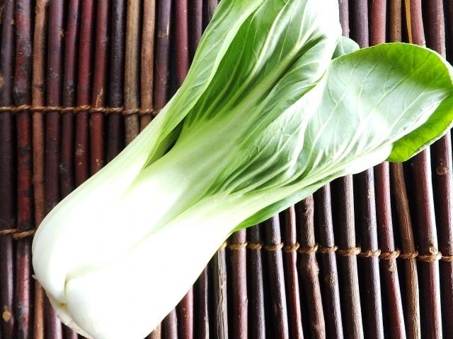 チンゲン菜 離乳食
