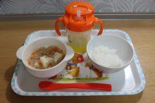 離乳食 食べ物 モグモグ期
