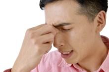 目の奥の痛み 原因