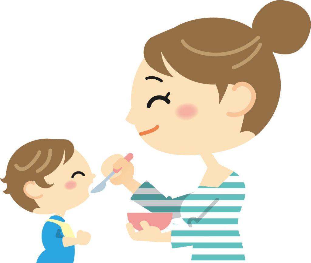 離乳食 食べ物 パクパク期