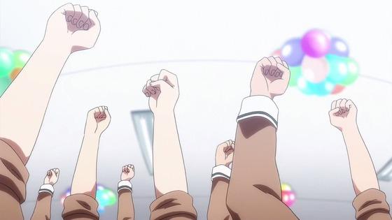 バンドリアニメ8話