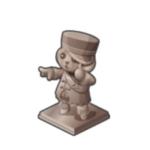 「ミッシェルの銅像」