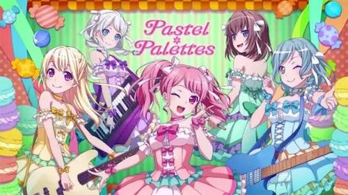 Pastel Palettes/パステルパレット(パスパレ)