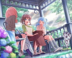 山吹沙綾 星4[雨の日ピクニック♪]
