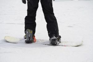 スノーボードの板