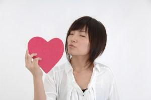 バレンタインのキス練習